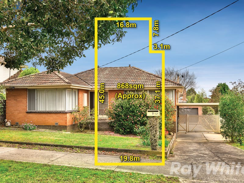 3 Adrienne Crescent, Mount Waverley, Vic 3149
