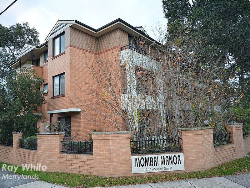 1/12-14 Mombri Street, Merrylands, NSW 2160
