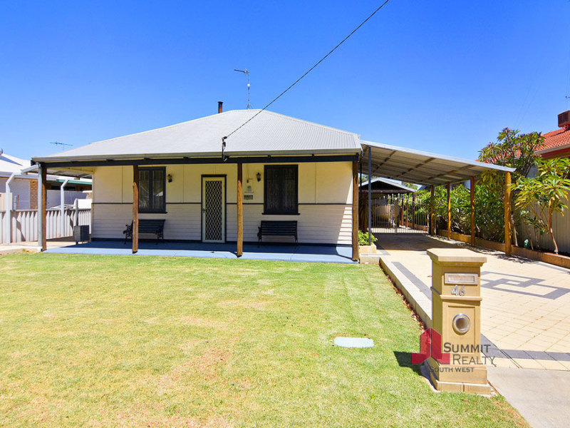 46 Heppingstone Road, Brunswick, WA 6224