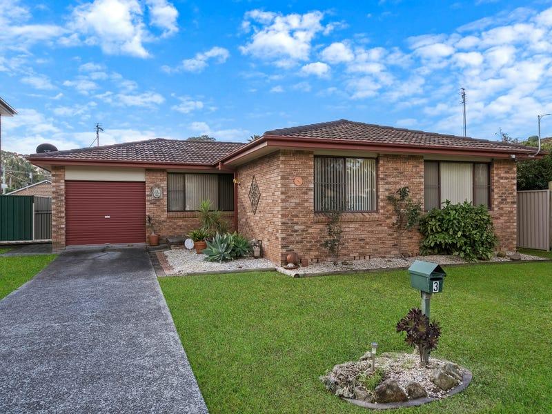 3 Seawind Terrace, Berkeley Vale, NSW 2261