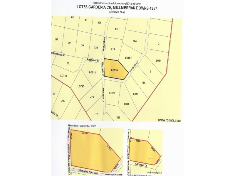 Lot 56, Gardenia Cresent, Millmerran, Qld 4357