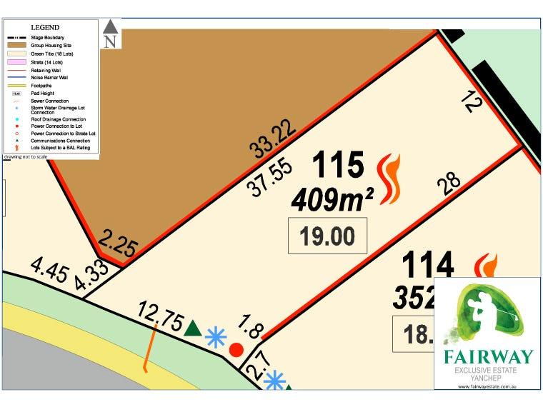 Lot 115, Lot 115 Barwon Place, Yanchep, WA 6035