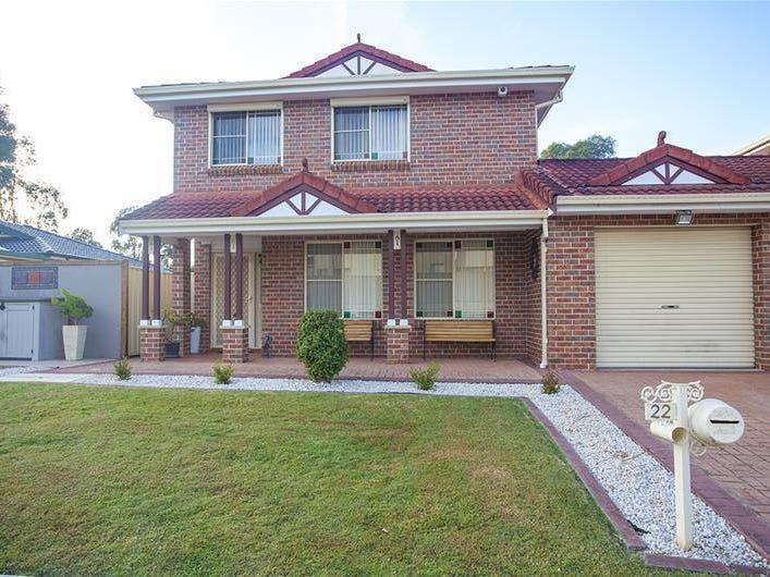 22 Narromine Place, Bonnyrigg Heights, NSW 2177