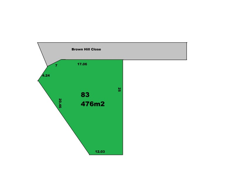 Lot 83 (15) Brown Hill Close, Blakeview, SA 5114