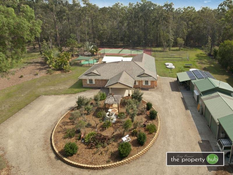 199 Wilson Road, Buccan, Qld 4207