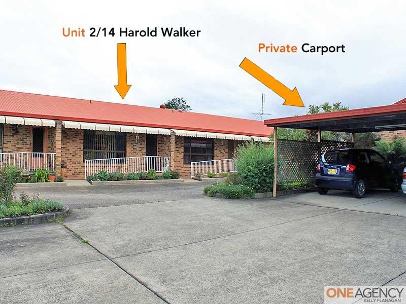 2/14 Harold Walker Avenue, Kempsey, NSW 2440