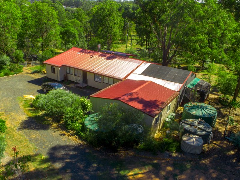 339 Perseverance Dam Road, Crows Nest, Qld 4355