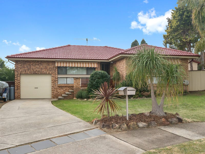 5 Ferraro Close, Edensor Park, NSW 2176