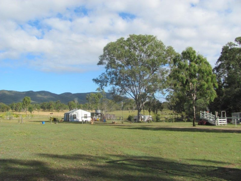 190 Tableland Road, Taunton, Qld 4674