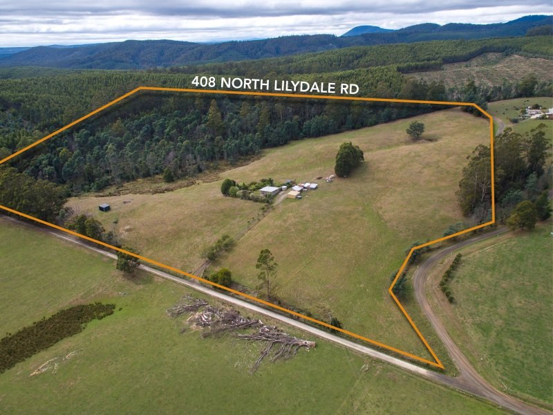 408 North Lilydale Road, North Lilydale, Tas 7268