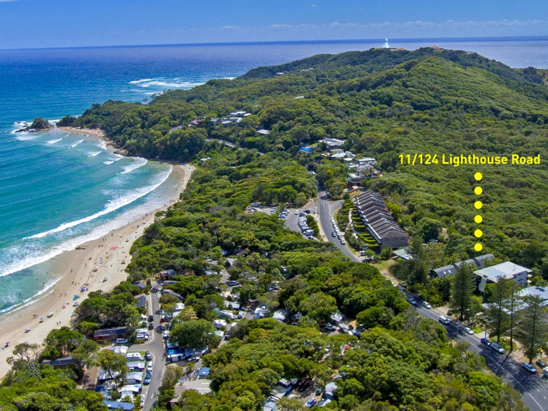 11/124 Lighthouse Road, Byron Bay, NSW 2481