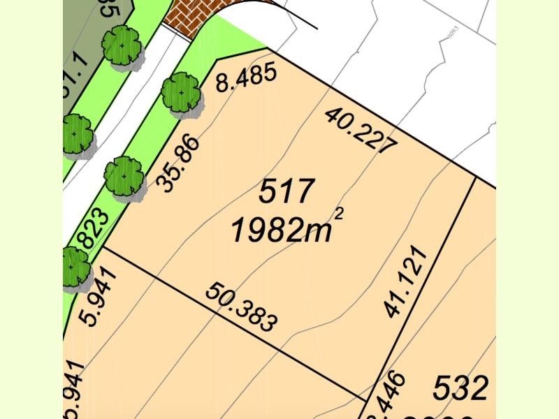 Lot 517 Rabbone Terrace, Walliston, WA 6076