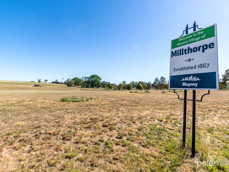 Lot 8 of 160 Forest Reefs Road, Millthorpe, NSW 2798