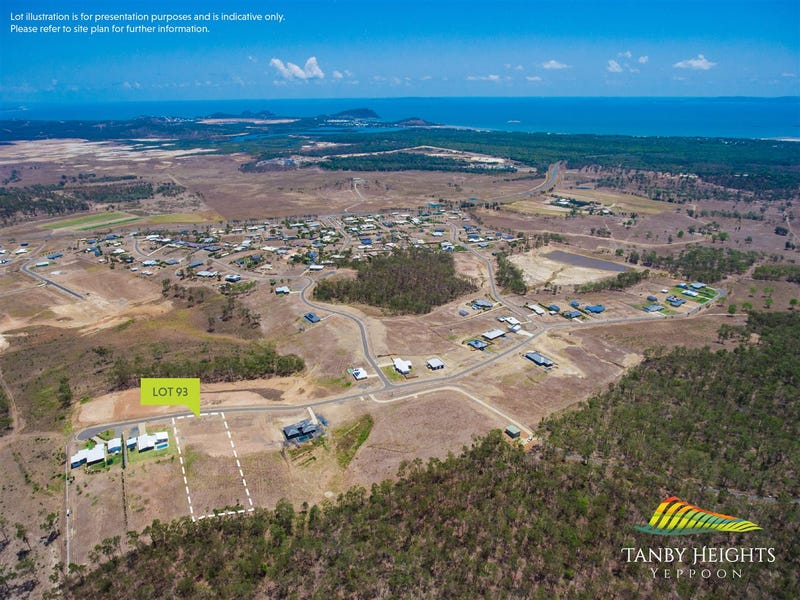 Lot 93 Keppel View Drive, Tanby, Qld 4703