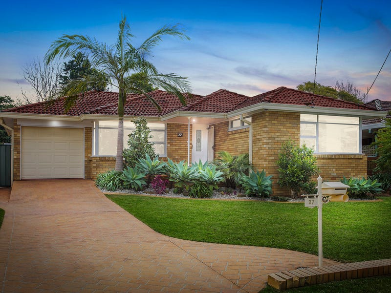 27 Morrison Avenue, Engadine, NSW 2233