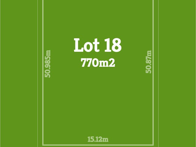 Lot 18, 40 Marion Street, Thirlmere, NSW 2572