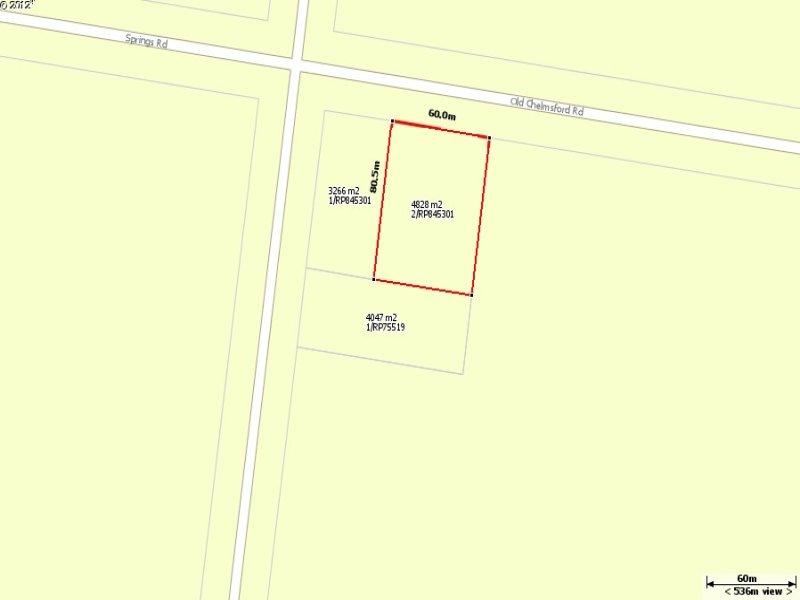 Lot 1, Tingoora-Chelmsford Road, Chelmsford, Qld 4606