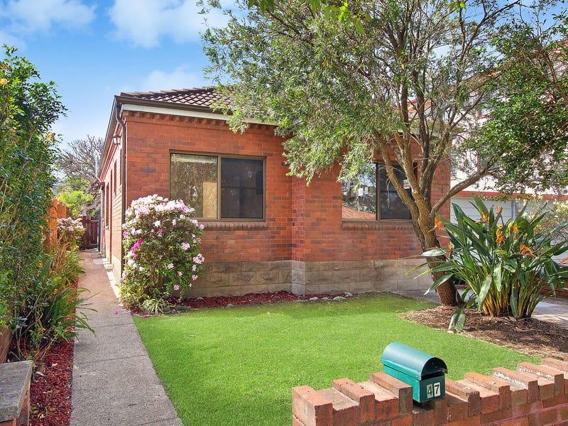47 Wyuna Avenue, Freshwater, NSW 2096