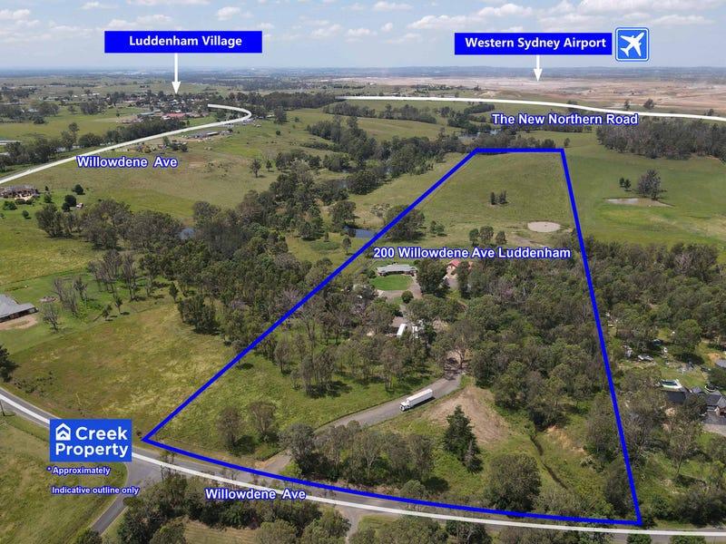 200 Willowdene Avenue, Luddenham, NSW 2745