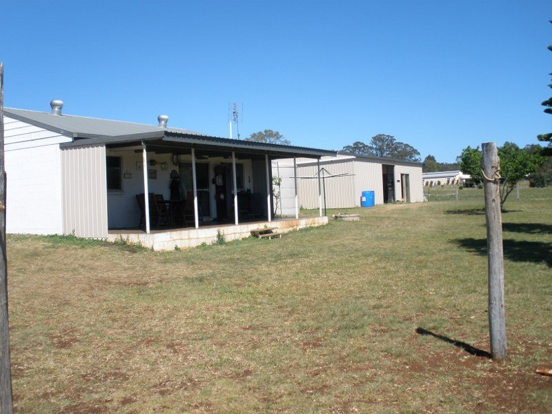 Address available on request, Tingoora, Qld 4608