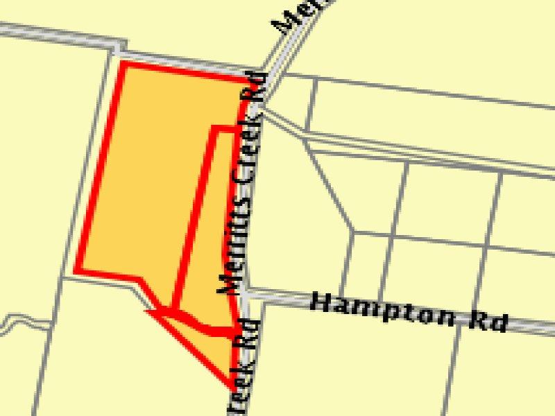 594 Merritts Creek Rd, Merritts Creek, Qld 4352