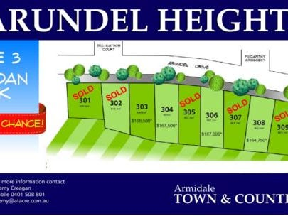 Lot 308 Arundel Heights, Armidale, NSW 2350