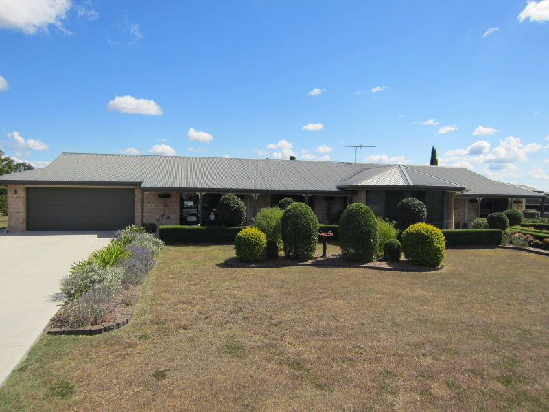 55 Peak Crossing-Churchbank Weir Rd, Peak Crossing, Qld 4306