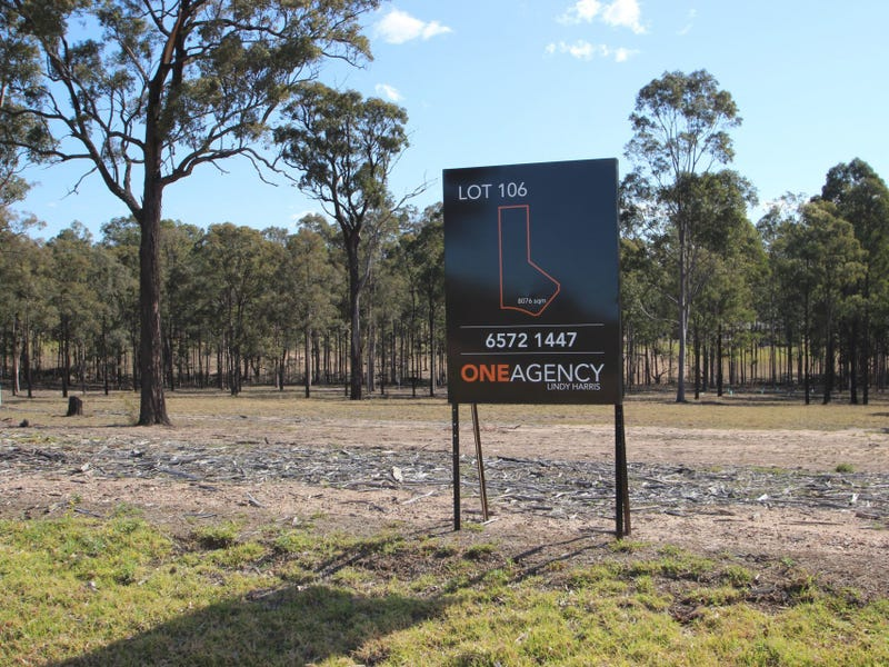 Lot 106 Lifestyle Drive, Singleton, NSW 2330
