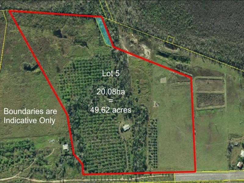 Lot 5, Bruce Highway, Cardwell, Qld 4849