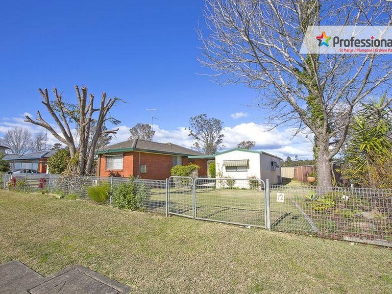 12 Chilaw Avenue, St Marys, NSW 2760