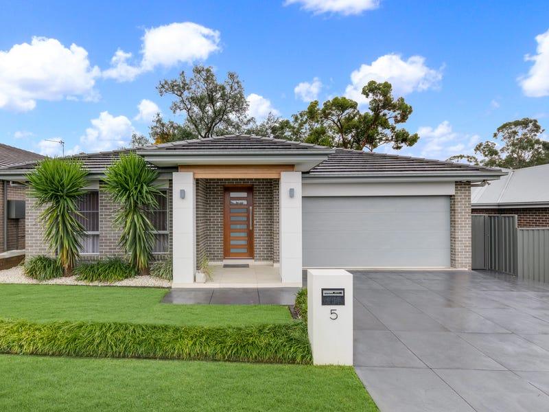 5 Corven Avenue, Elderslie, NSW 2570