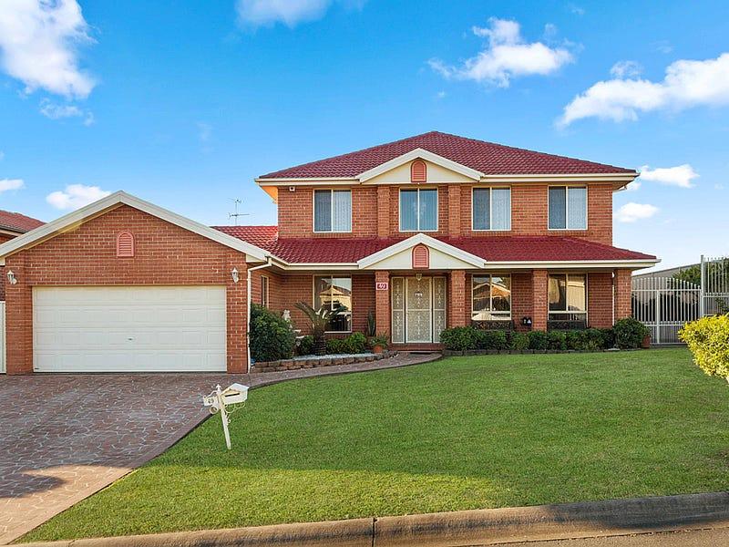 49 Jocelyn Boulevard, Quakers Hill, NSW 2763