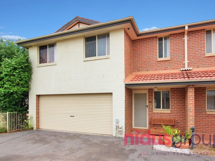34/10 Abraham Street, Rooty Hill, NSW 2766
