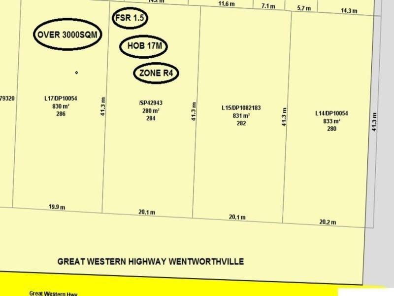 280 Great Western Highway, Wentworthville, NSW 2145