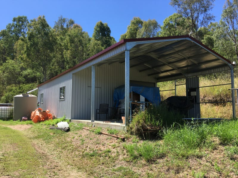Lot 4, 817 Boonah Rathdowney Rd, Wallaces Creek, Qld 4310
