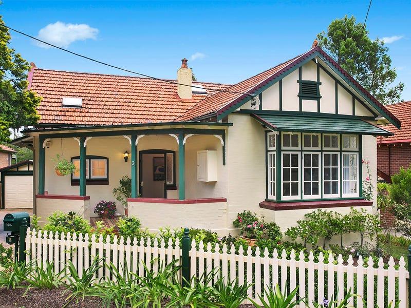 3 Stewart Street, Eastwood, NSW 2122
