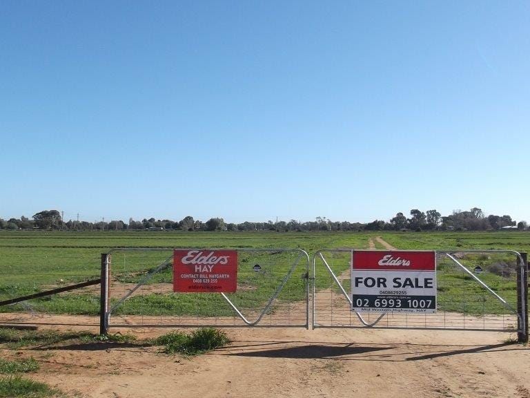 Lot 110 MID WESTERN HIGHWAY, Hay