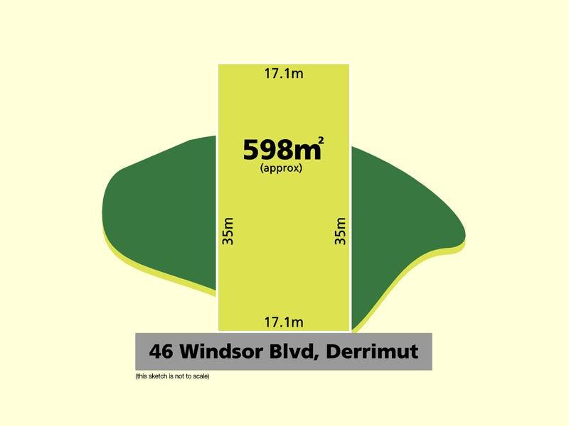 46 Windsor Boulevard, Derrimut, Vic 3026