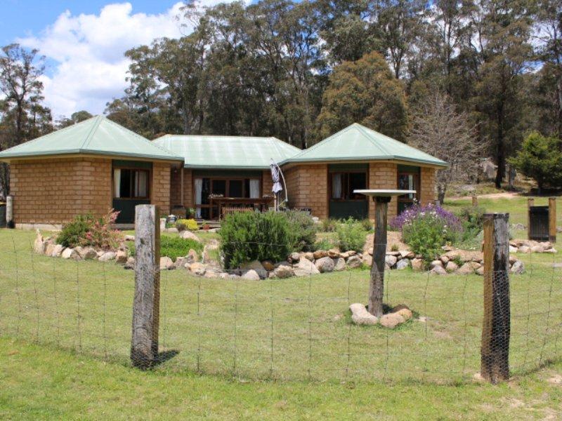123 Warra Forest Road, Mount Mitchell, NSW 2365