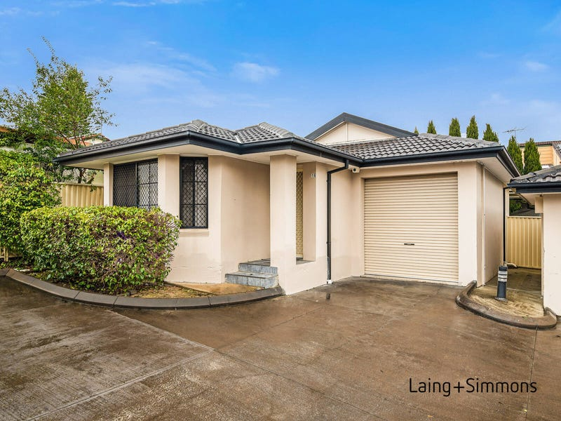 16/18  Magowar Road, Pendle Hill, NSW 2145