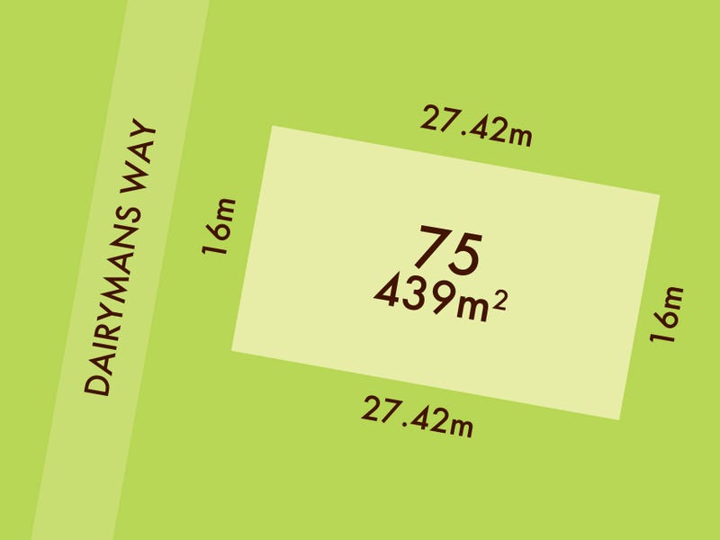 Lot 75, 46 Dairymans Way, Bonshaw, Vic 3352