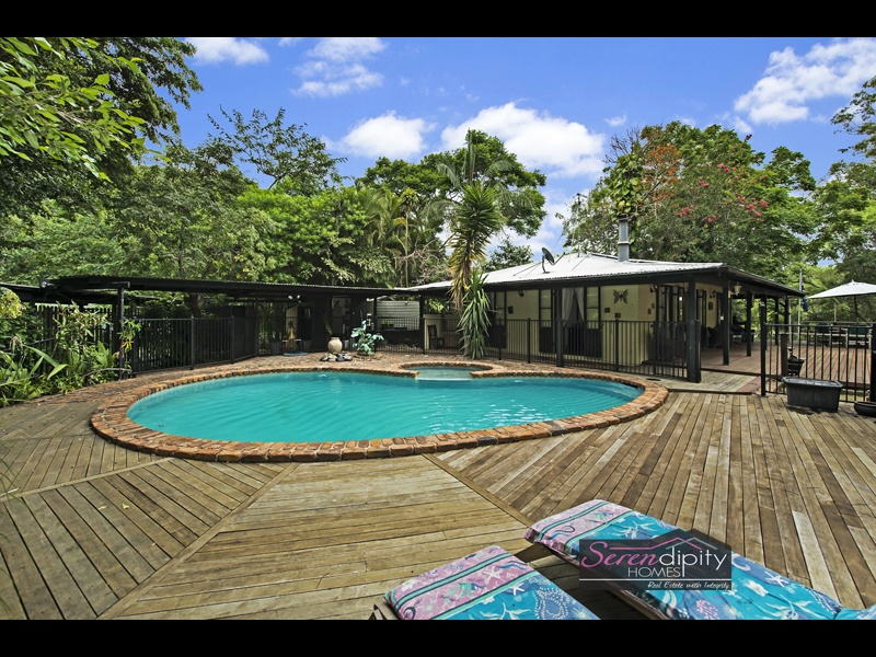 283 Shaws Pocket Rd, Cedar Creek, Qld 4207