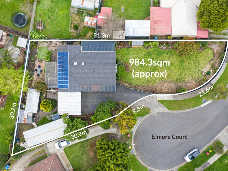 9 Elmore Court, Ferntree Gully, Vic 3156