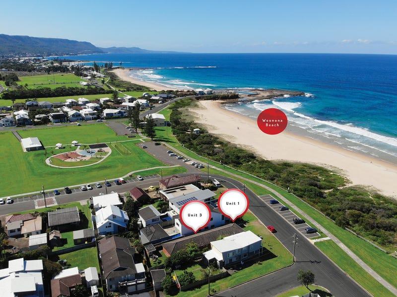1/10 Beach Drive, Woonona, NSW 2517