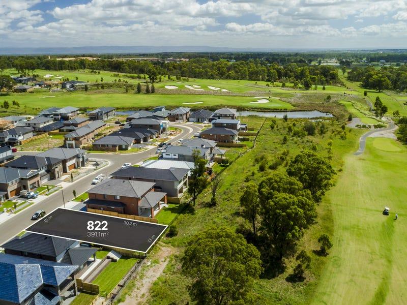 Lot 822 (63) Sebastian Crescent | Stonecutters Ridge, Colebee, NSW 2761