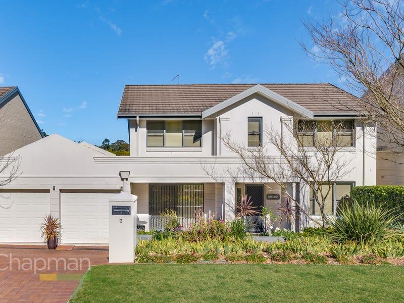 3 Wattlecliffe Drive, Blaxland, NSW 2774