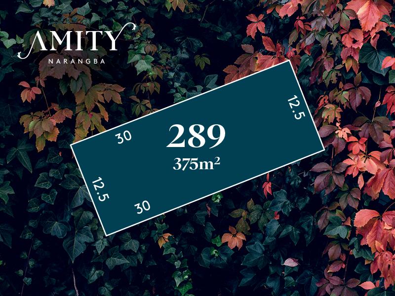 Lot 289, Prosperity Street (Amity), Narangba, Qld 4504