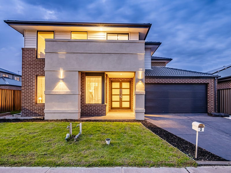 3 Hollingrove Avenue, Clyde North, Vic 3978