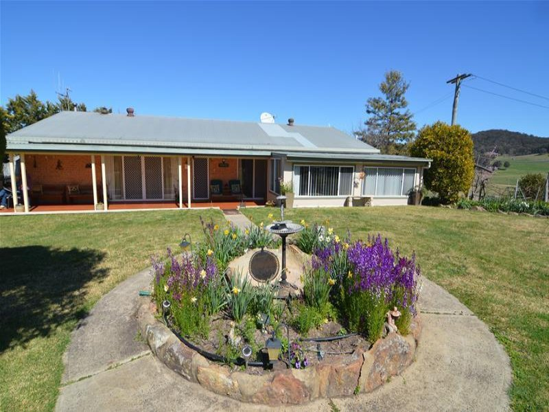 393 Coxs Crown Road, Rylstone, NSW 2849