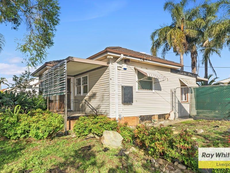 8 Doran Avenue, Lurnea, NSW 2170